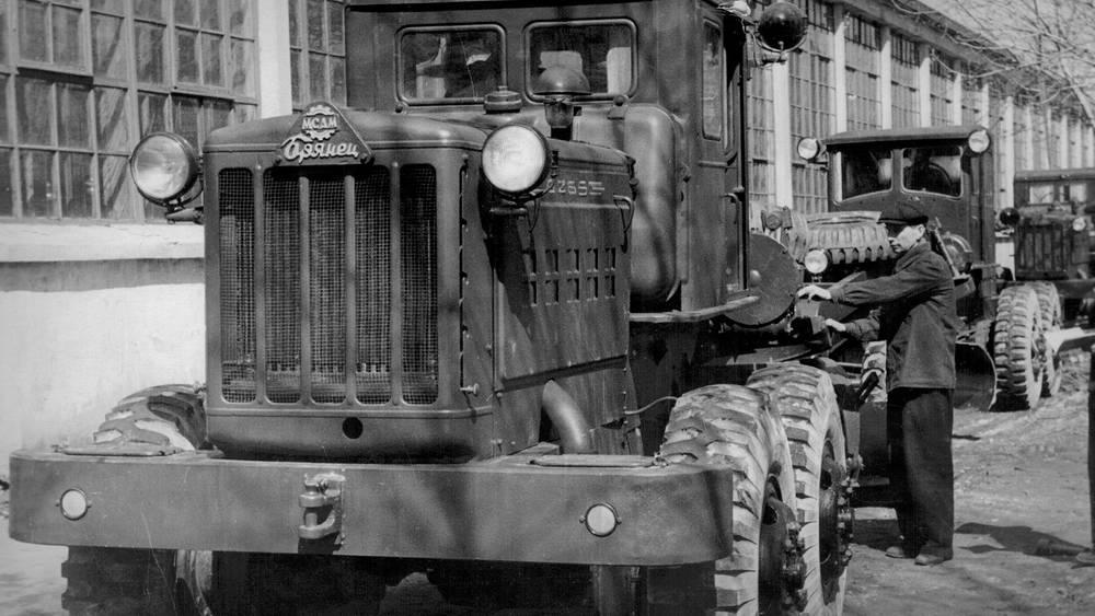 Старый снимок брянского завода «Дормаш» стал укором инфантильным потомкам