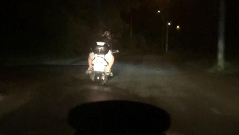 В Брянске задержали пытавшегося скрыться от ГИБДД пьяного мотоциклиста