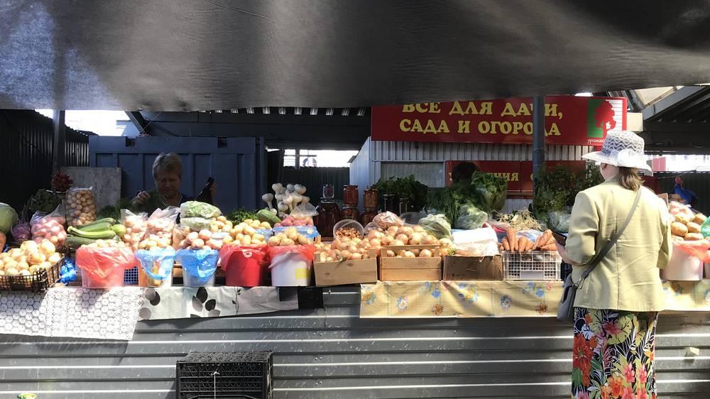 В Брянской области в июле на 5-6 процентов подешевели яйца, овощи и сахар