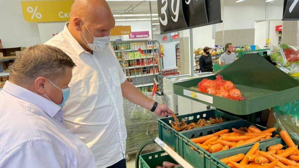 В Брянской области провели более 500 рейдов для контроля цен на продукты