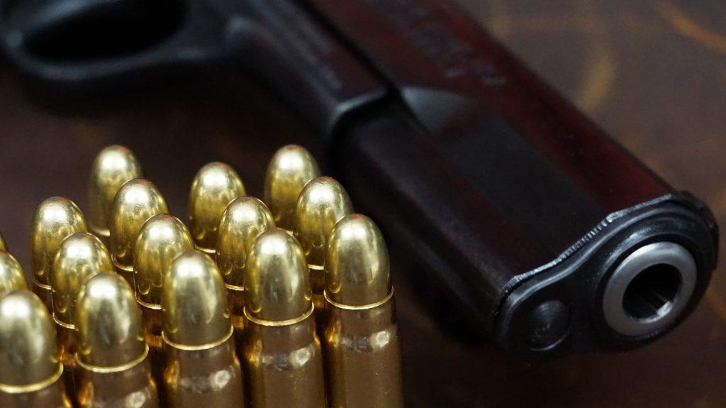 В Брянске подполковника полиции Мкртчяна обвинили в незаконном обороте оружия