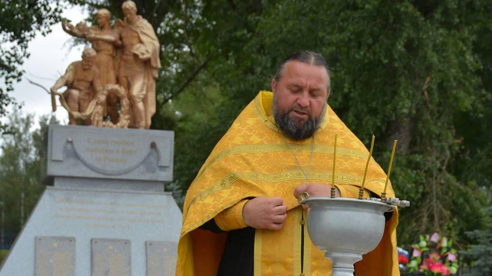 На Брянщине от коронавируса скончался настоятель храма Александр Кузин