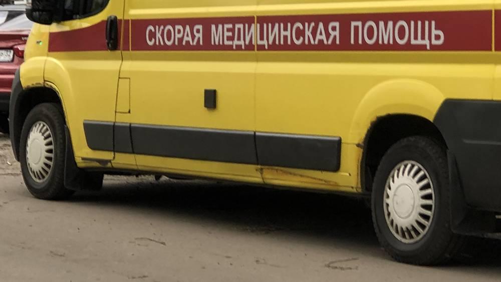 В Брянске на заправке скончался водитель автомобиля скорой помощи