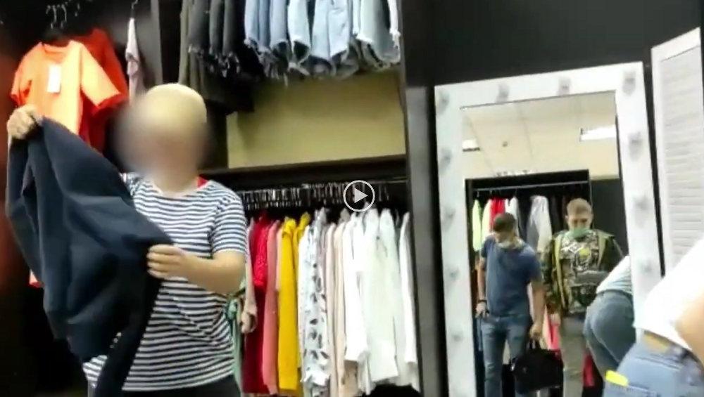 В Брянской области полиция изъяла контрафактные товары на 5 млн рублей