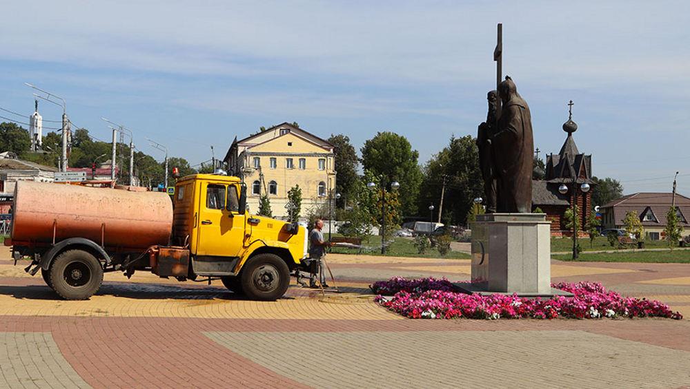 Общегородской субботник пройдёт в Брянске 21 августа
