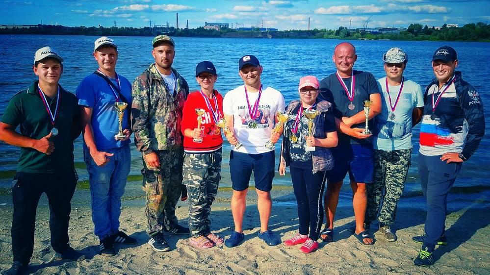 В Брянске провели весёлый чемпионат города по рыбной ловле