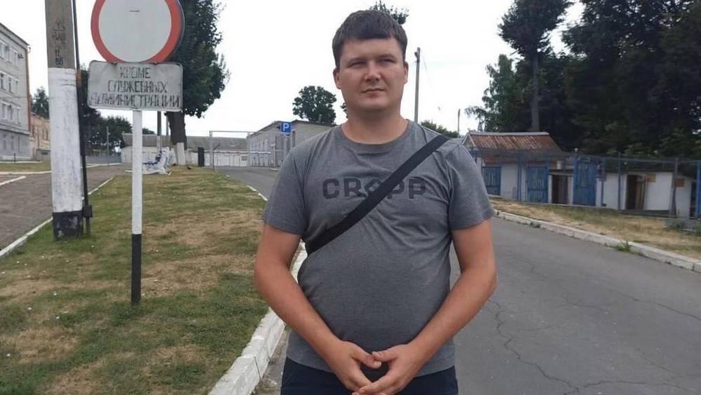 Брянский комсомолец после борьбы со знаками потребовал отставок из-за выборов