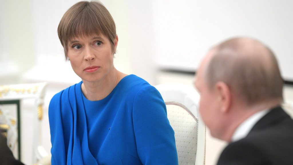 Пандемия коронавируса сотворила чудо с президентом Эстонии
