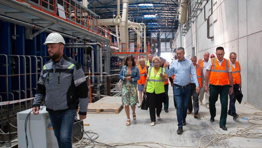 Брянскую древесину предложили поставлять на завод в Калужской области