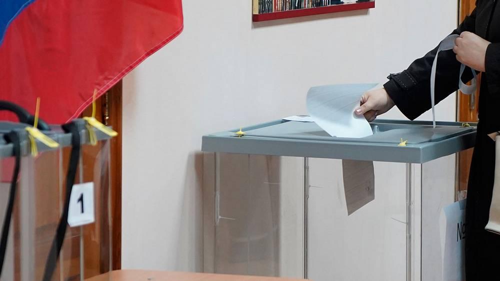 Около 1800 бюллетеней аннулировали в Брянской области из-за нарушений на участках