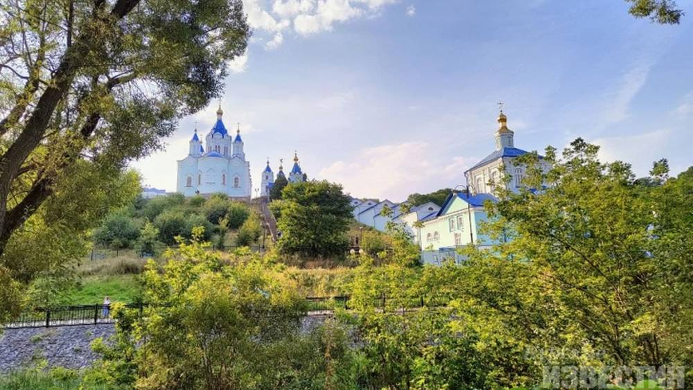 Из-за коронавируса Курский монастырь Коренная пустынь закрыли на карантин