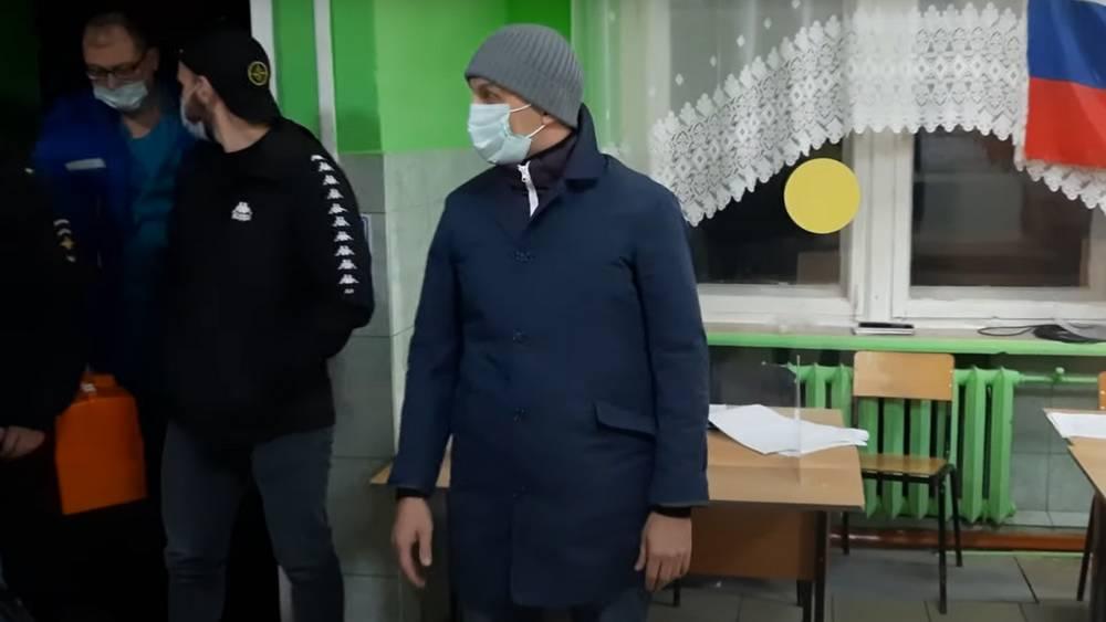 В Брянской области пожаловались на действия депутата при подсчете голосов