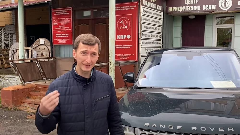 Обвиняемый Коломейцев помог брянскому депутату Павлову закончить мысль