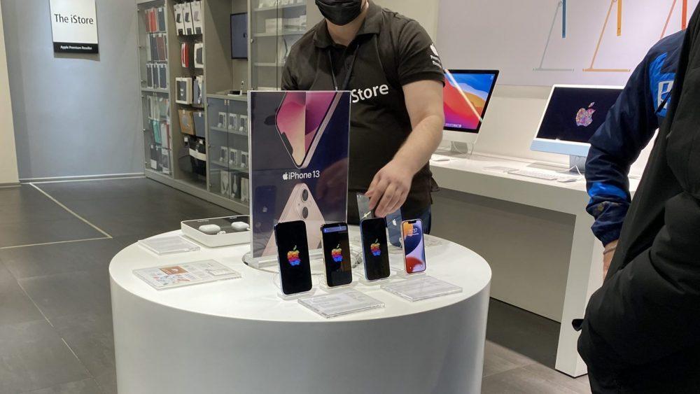 Брянцы не смогли купить новые смартфоны iPhone в первый день продаж