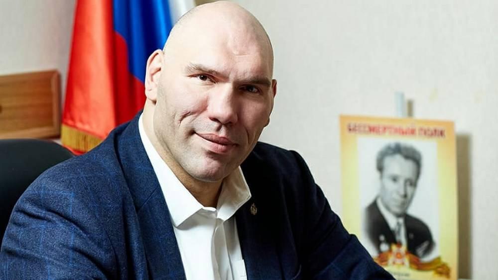 Брянскому думцу Николаю Валуеву рассказали о пропивших свет депутатах
