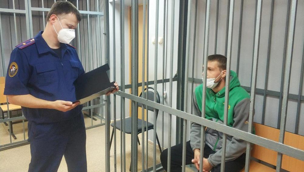 В Брянске за избиение до смерти заключили под стражу 27-летнего мужчину