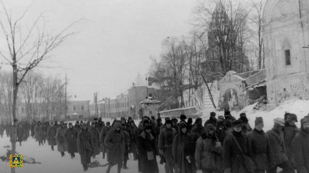 В брянском госархиве обнаружен первый немецкий документ концлагеря «Дулаг-142»