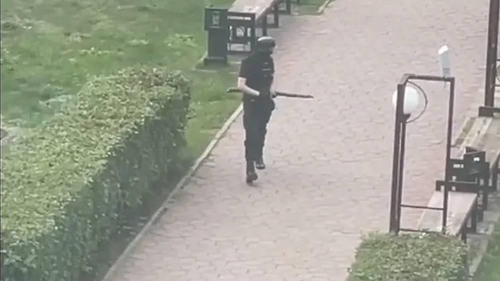 В пермском университете студент расстрелял 8 человек