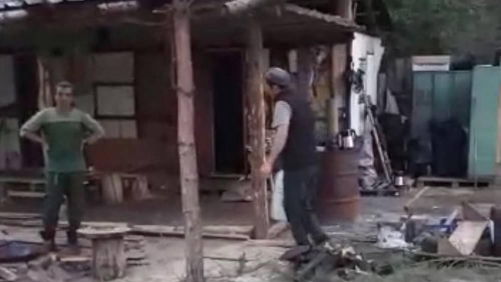 Тайное производство мигрантов обнаружили под Брянском в Навлинском районе
