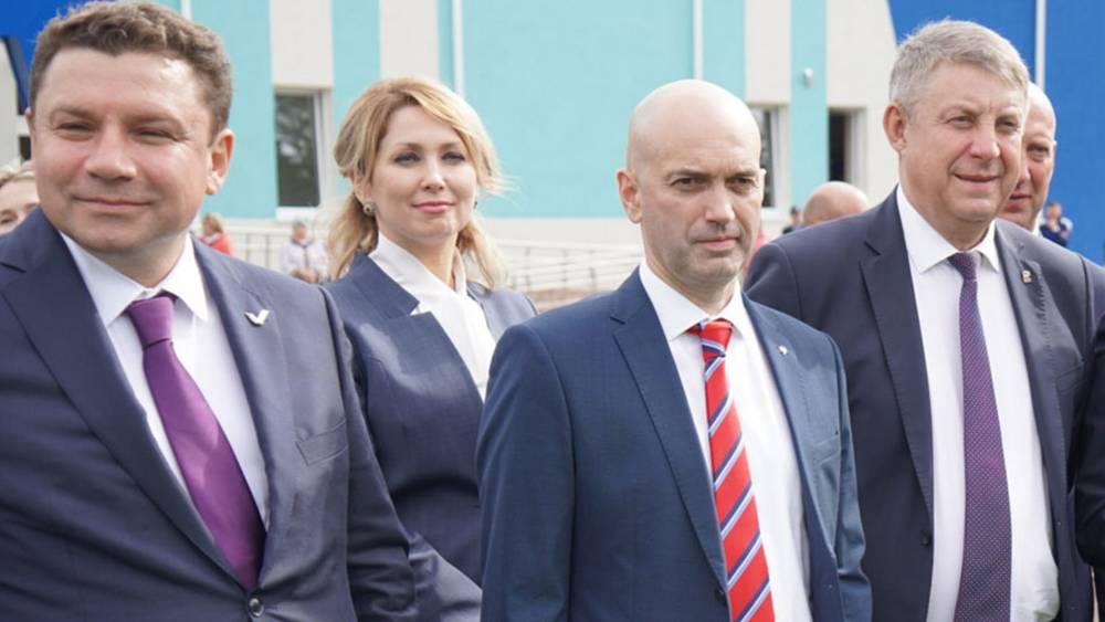 Врач Ирина Агафонова назначена заместителем губернатора Брянской области