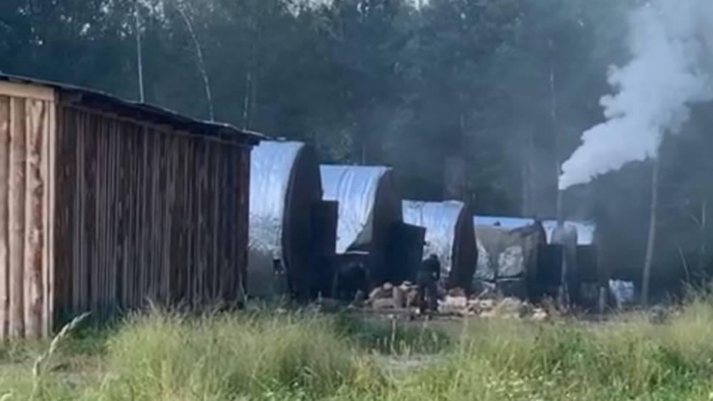 Брянцы обратились к ФСБ с призывом спасти их от тайного завода мигрантов