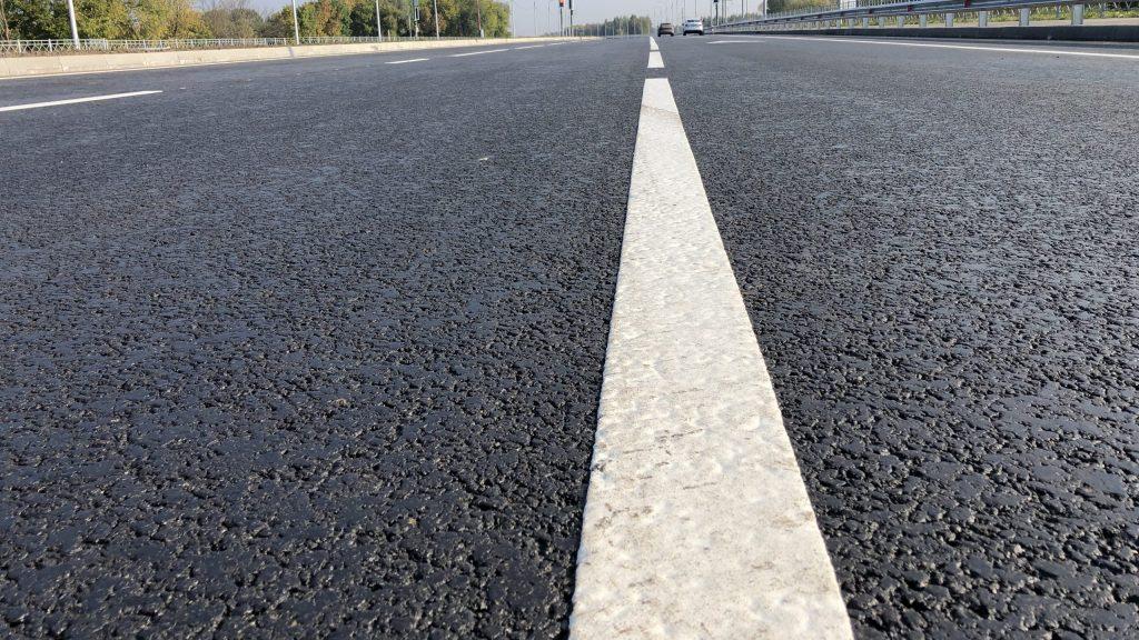 В Брянске торжественно открыли дорогу-дамбу от вокзала до Фокинского района