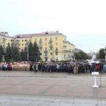 В Брянске руководители региона почтили память героев-освободителей