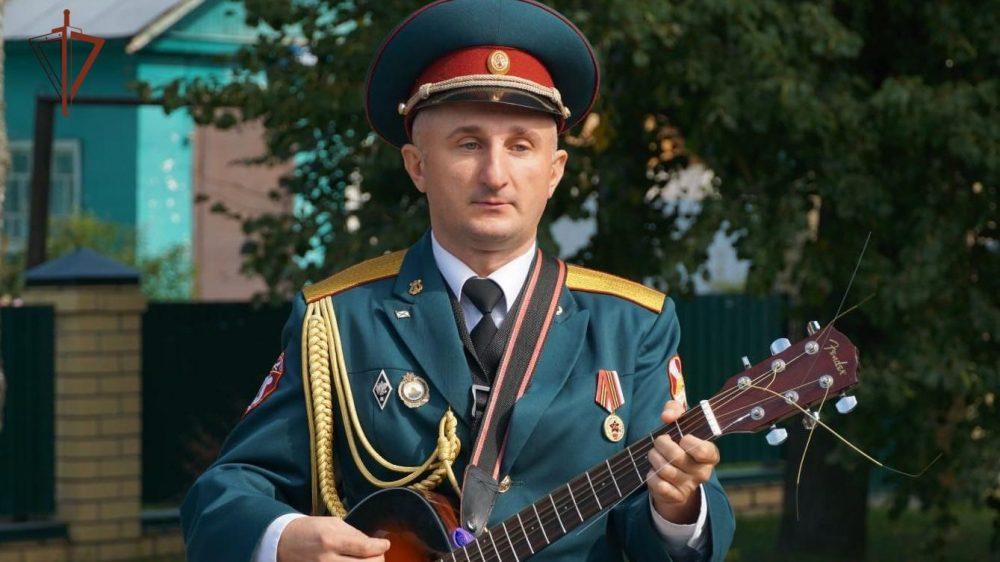 Брянский росгвардеец стал лауреатом творческого конкурса