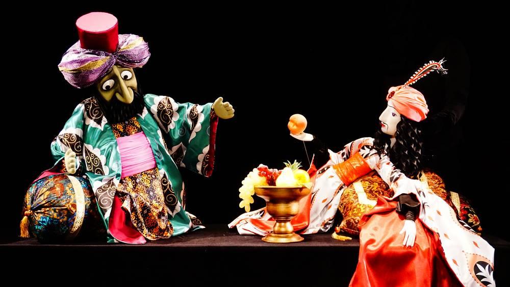 «Калиф-аист» открывает юбилейный сезон Брянского театра кукол