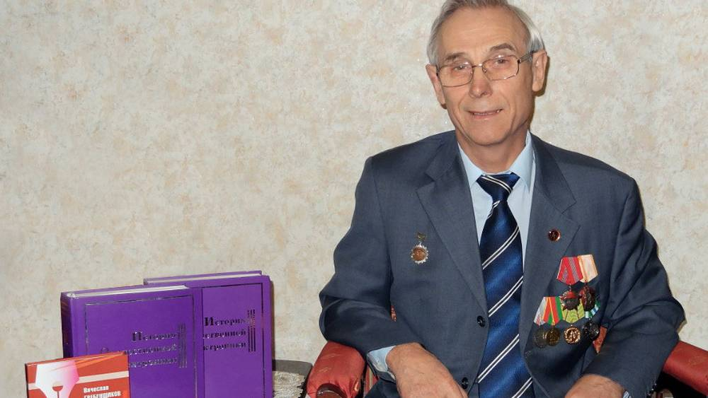 Бывший заместитель брянского губернатора издал книгу о времени и о себе
