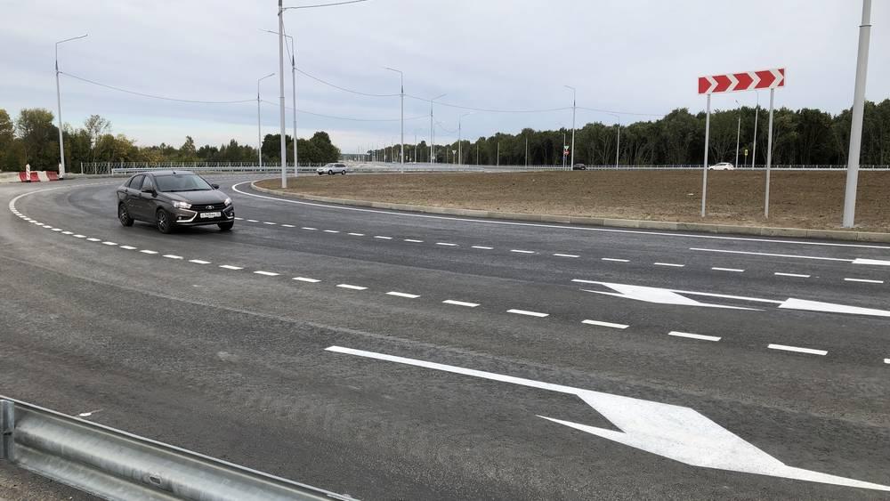 Брянских водителей привела в восторг новая дорога от вокзала до Metro