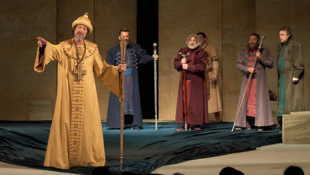 Спектакль Брянского драмтеатра стал событием фестиваля в Калуге