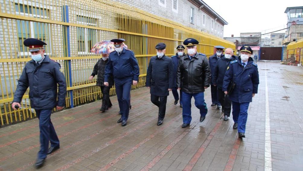 Прокурор Брянской области Войтович проверил колонию № 2