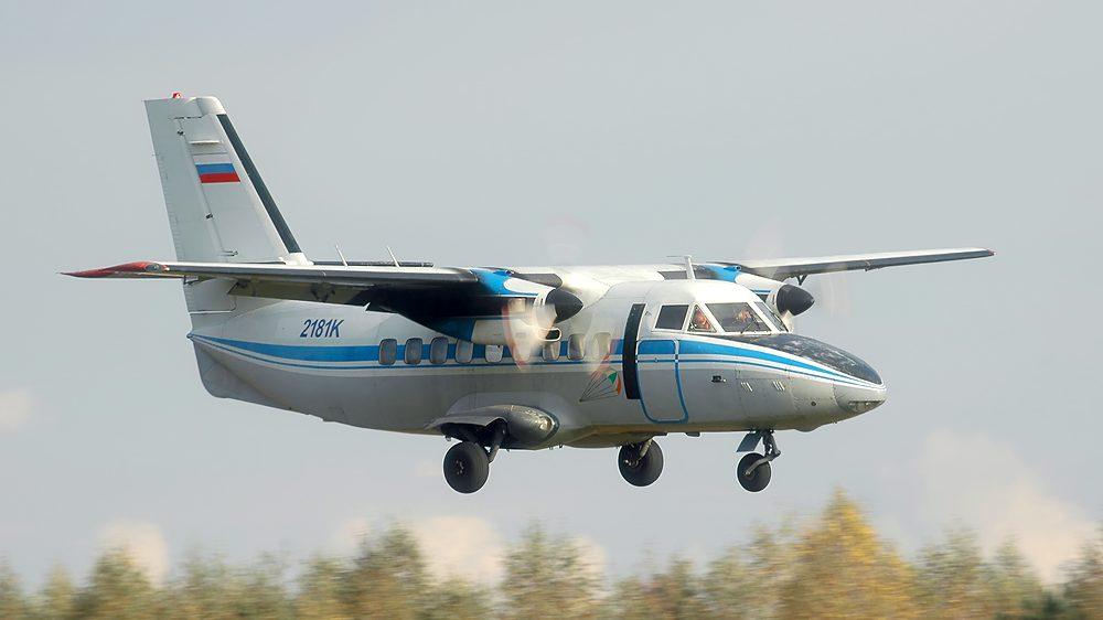 В Иркутской области разбился пассажирский самолет