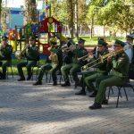 Старейший парк в Новозыбкове обновили на 10 миллионов рублей