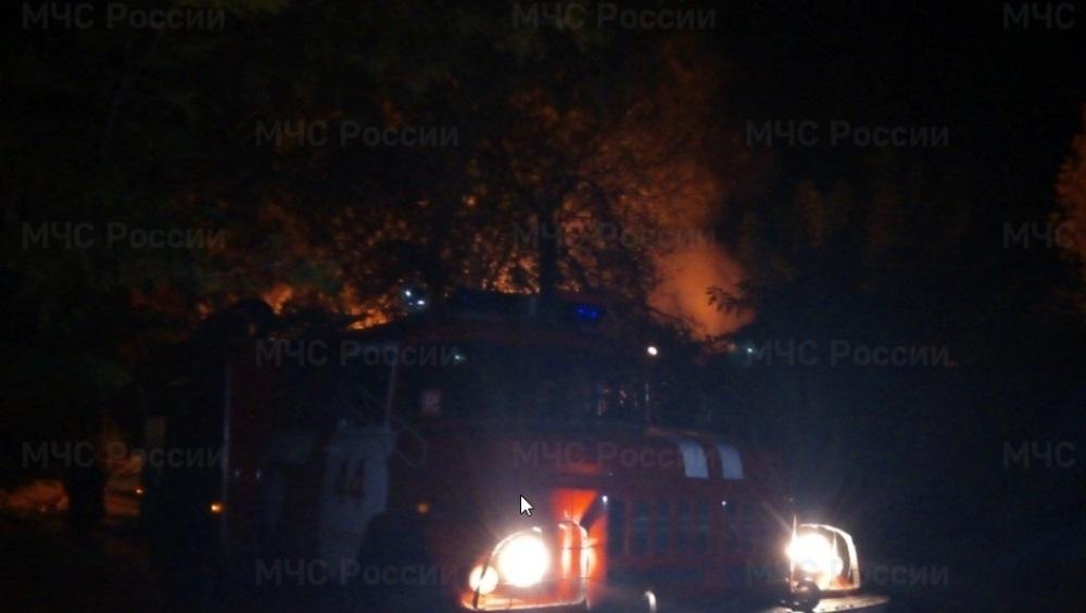 В Стародубе Брянской области в сгоревшем доме погибла 47-летняя женщина
