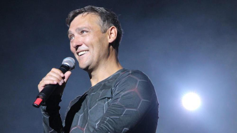В Брянске даст концерт солист ансамбля «Ласковый май» Юрий Шатунов
