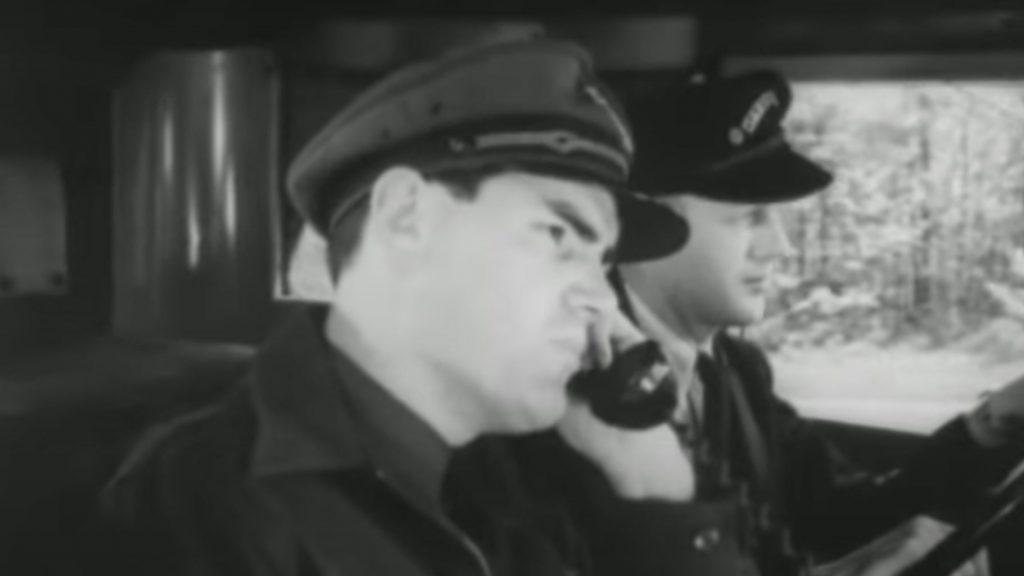 В сети нашли уникальное видео мобильных звонков MTS 1940-х годов