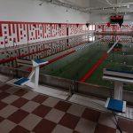 Строительство «Спартак-Арены» в Брянске вошло в завершающуюся стадию