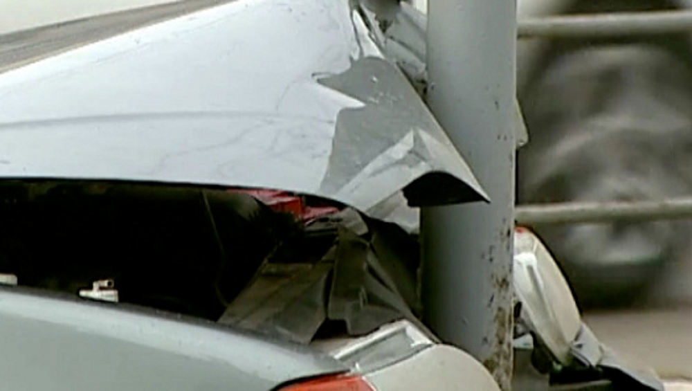В Брянске на Объездной улице погиб 22-летний водитель