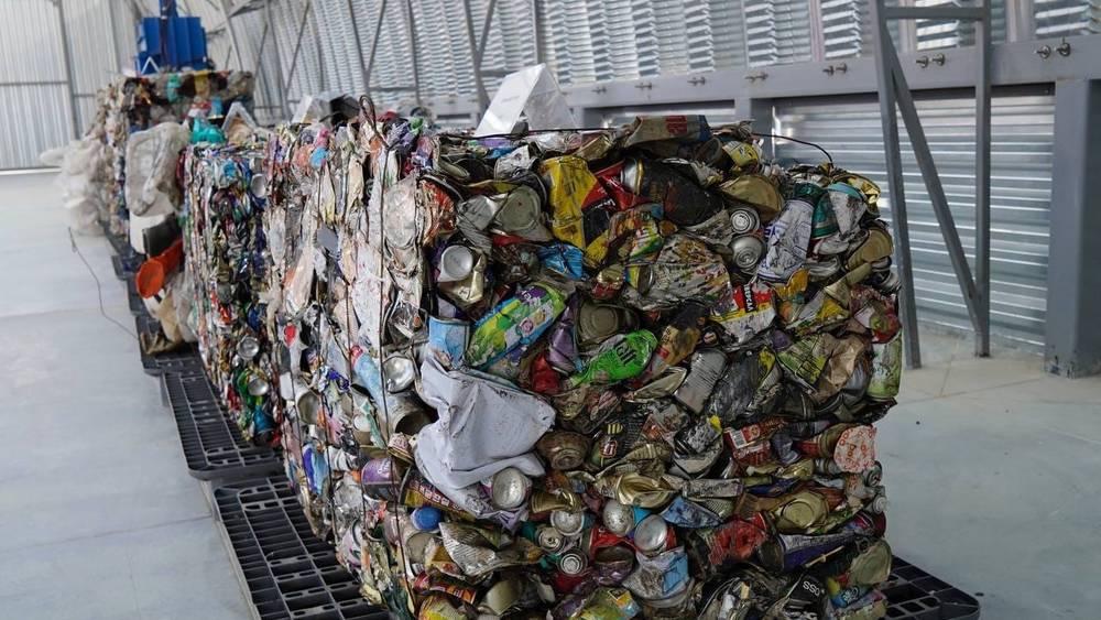 В Брянской области к 2024 году построят 11 мусоросортировочных станций