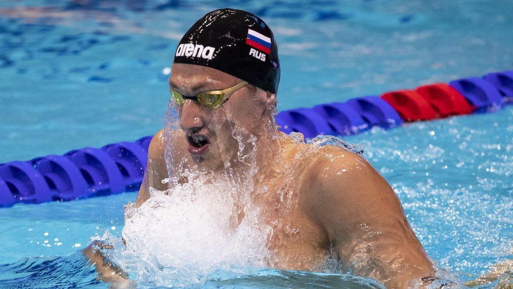 Пловец из Брянска занял второе место на международном турнире