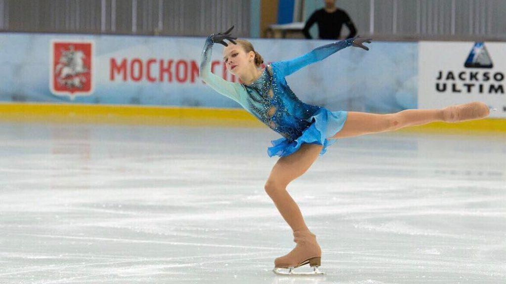 Российская фигуристка впервые сделала уникальную комбинацию в фигурном катании
