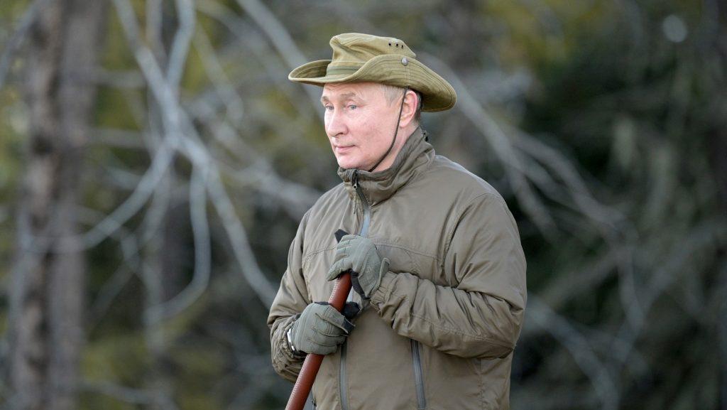 Президент Путин назвал главных врагов России
