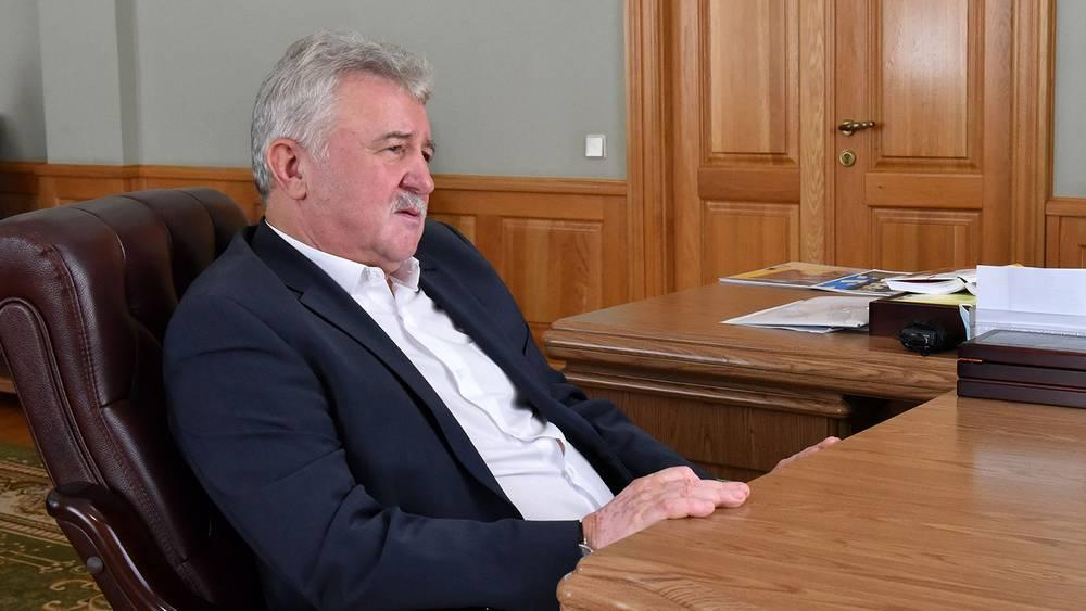 На пост главы комитета Госдумы выдвинут брянец Евгений Москвичев