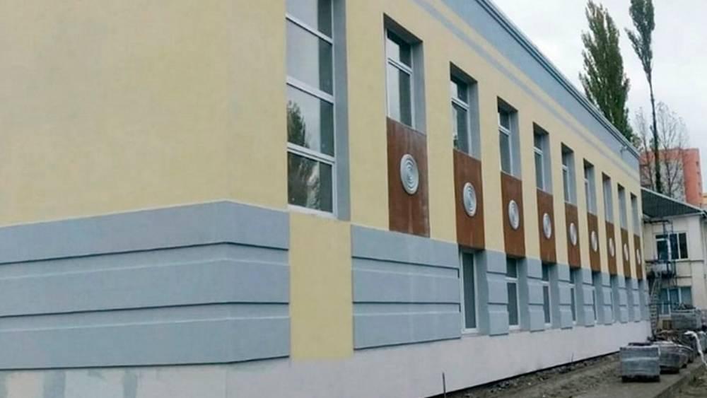 В Брянске возвели новый корпус детской школы искусств №3 имени Свиридова