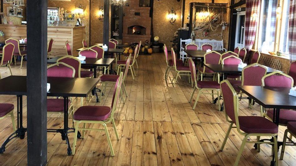 Брянские кафе в преддверии локдауна стали предлагать горожанам доставку блюд