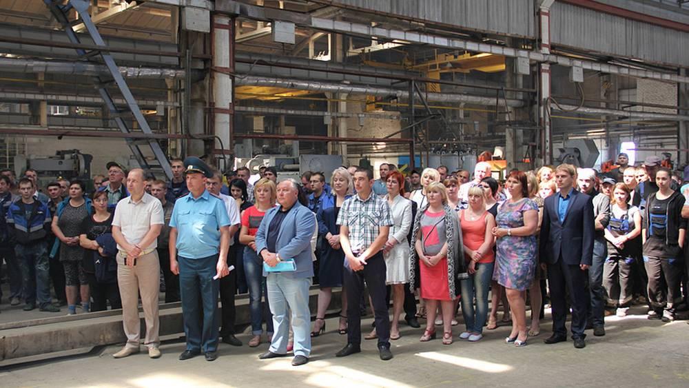 Новозыбковский машиностроительный завод выплатил огромный долг по зарплате