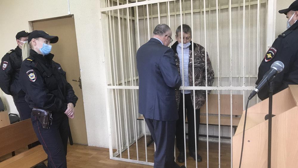 В Брянске заключили под стражу белобережского стрелка, ранившего участкового