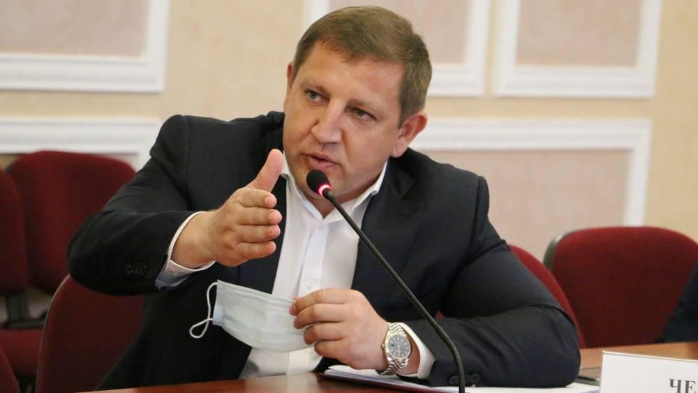 Депутат Брянской думы Чесалин рассказал о раздельном сборе мусора